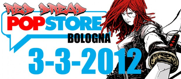 Red Dread Pop Store